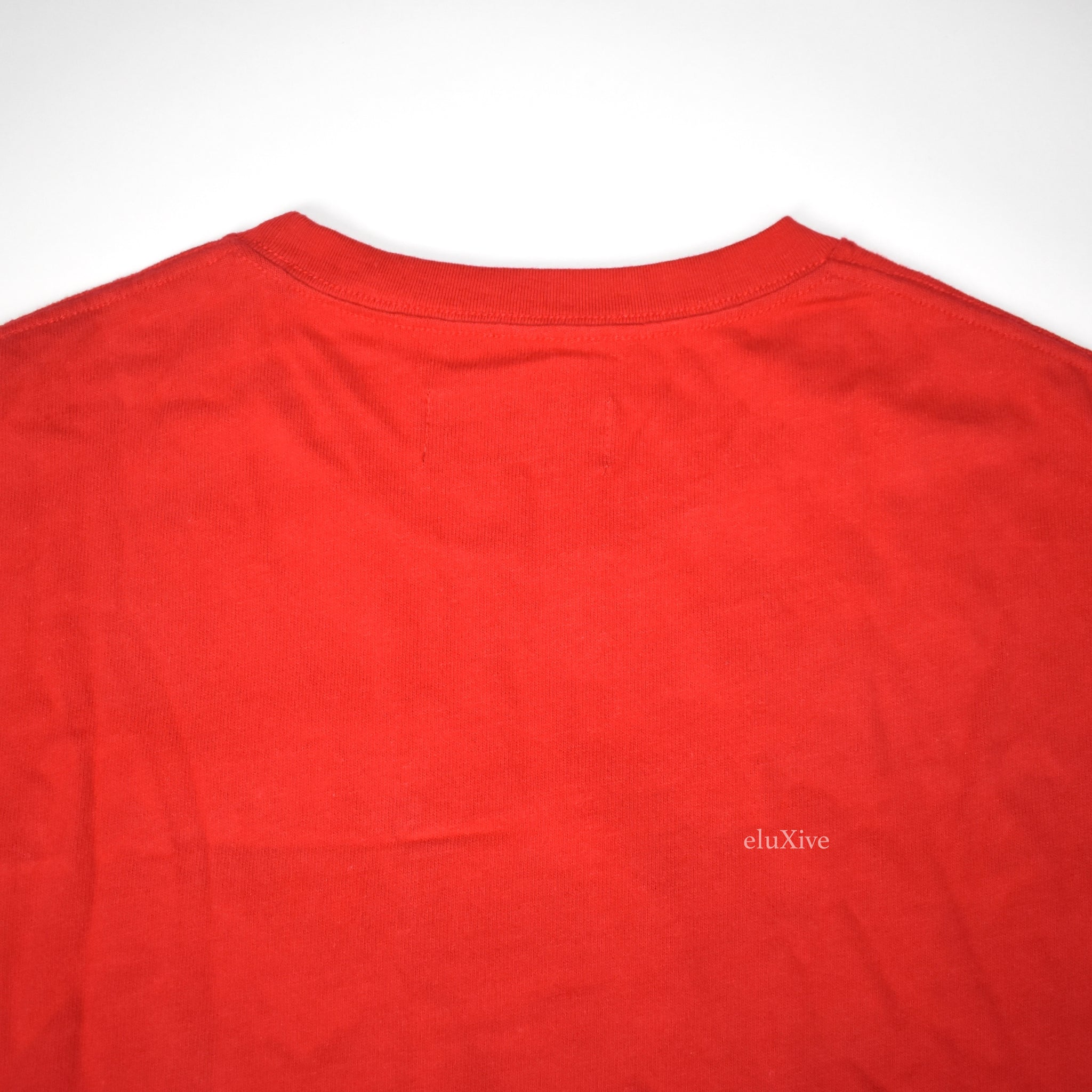 Kith - Red Racing Logo T-Shirt