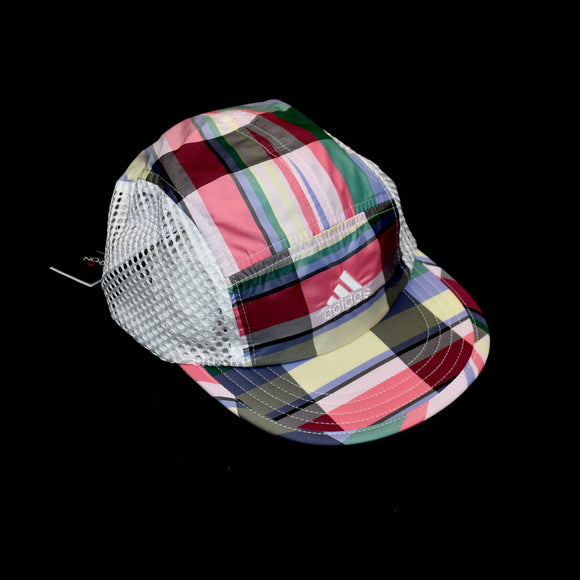 Noah x Adidas - Plaid Mesh Side Runner Hat