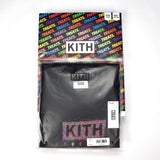 Kith Treats - Black Sprinkle Logo T-Shirt