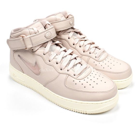 Nike - Air Force 1 Mid 'Jewel' (Silt Red)