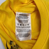 Nike - Soho Exclusive Logo T-Shirt (Yellow)