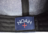 Noah - Blue Denim Rose Logo Hat