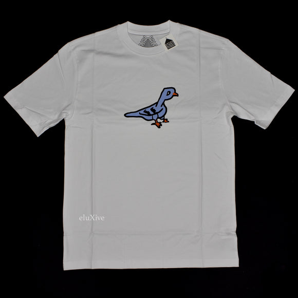 Palace - Pigeon Hole P-Logo T-Shirt (White)