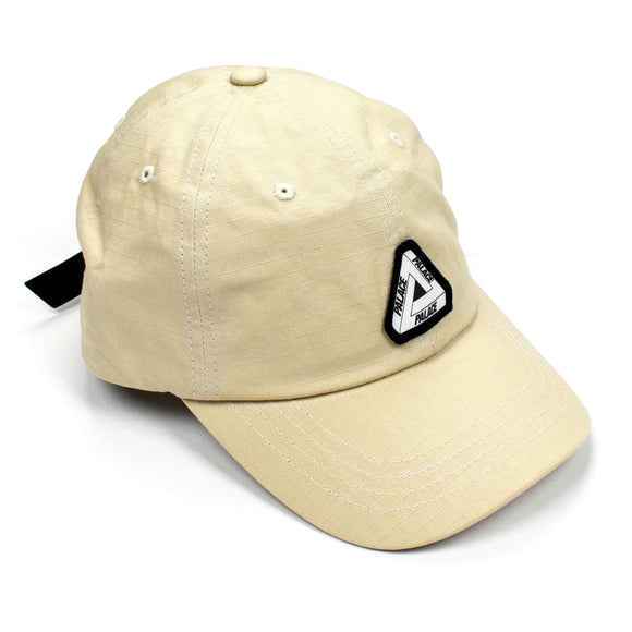 Palace - Tri-Ferg Patch Hat (Stone Beige)