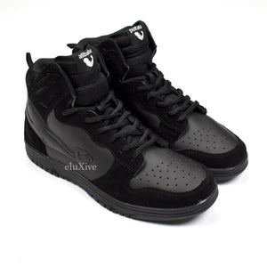Imran Potato - Fake Ass Dunk Sneakers (Black)