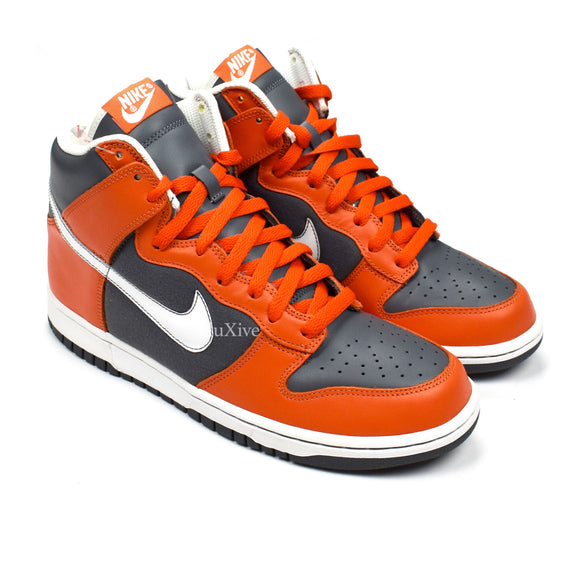 Nike - Dunk High (College Orange/Flint Gray)