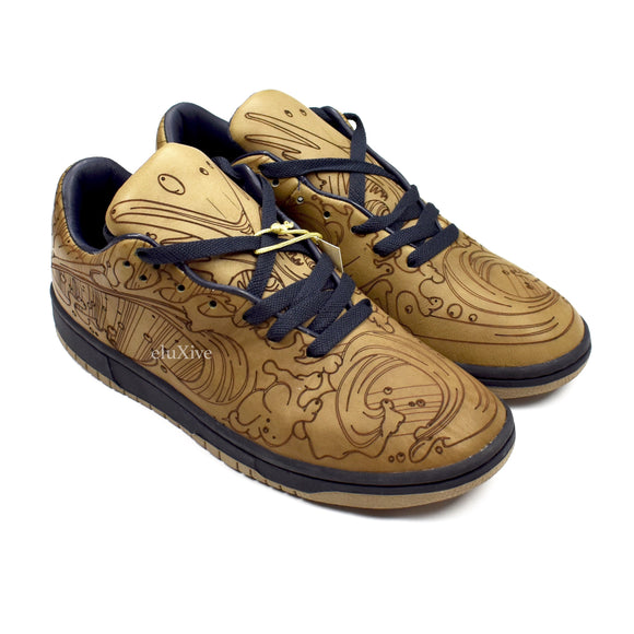 Nike - 2003 Dunk Low By Chris Lundy 'Laser Pack'