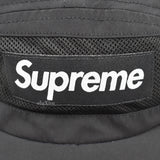 Supreme - Box Logo Zip Mesh Hat (Black)