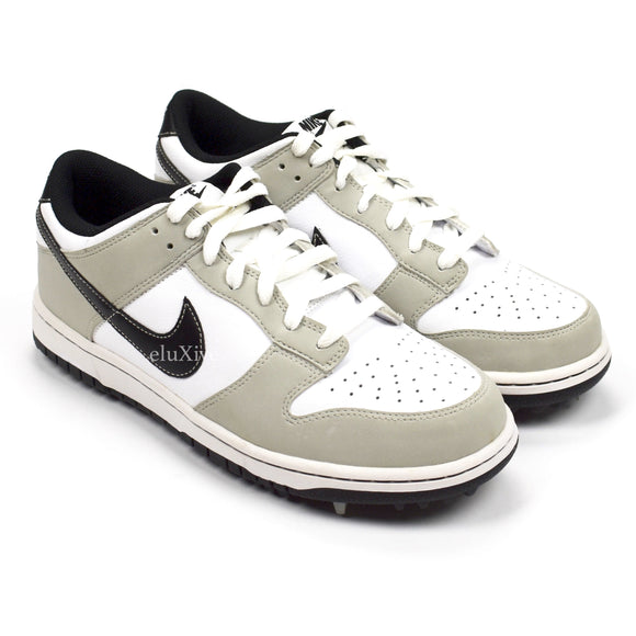 Nike - Dunk Low NG Golf (White/Gray/Black)