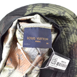 Louis Vuitton - Monogram Ikat Bucket Hat with Straps
