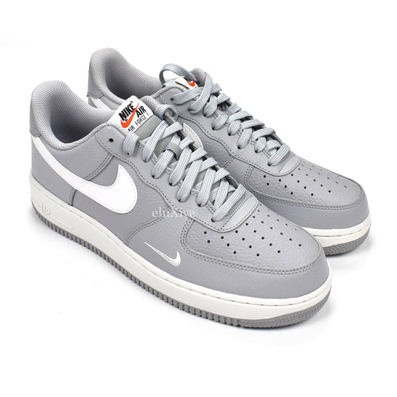 Nike - Air Force 1 'Mini Swoosh' (Gray)
