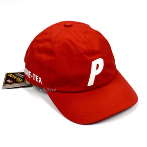 Palace - Gore-Tex P-Logo Hat (Red)