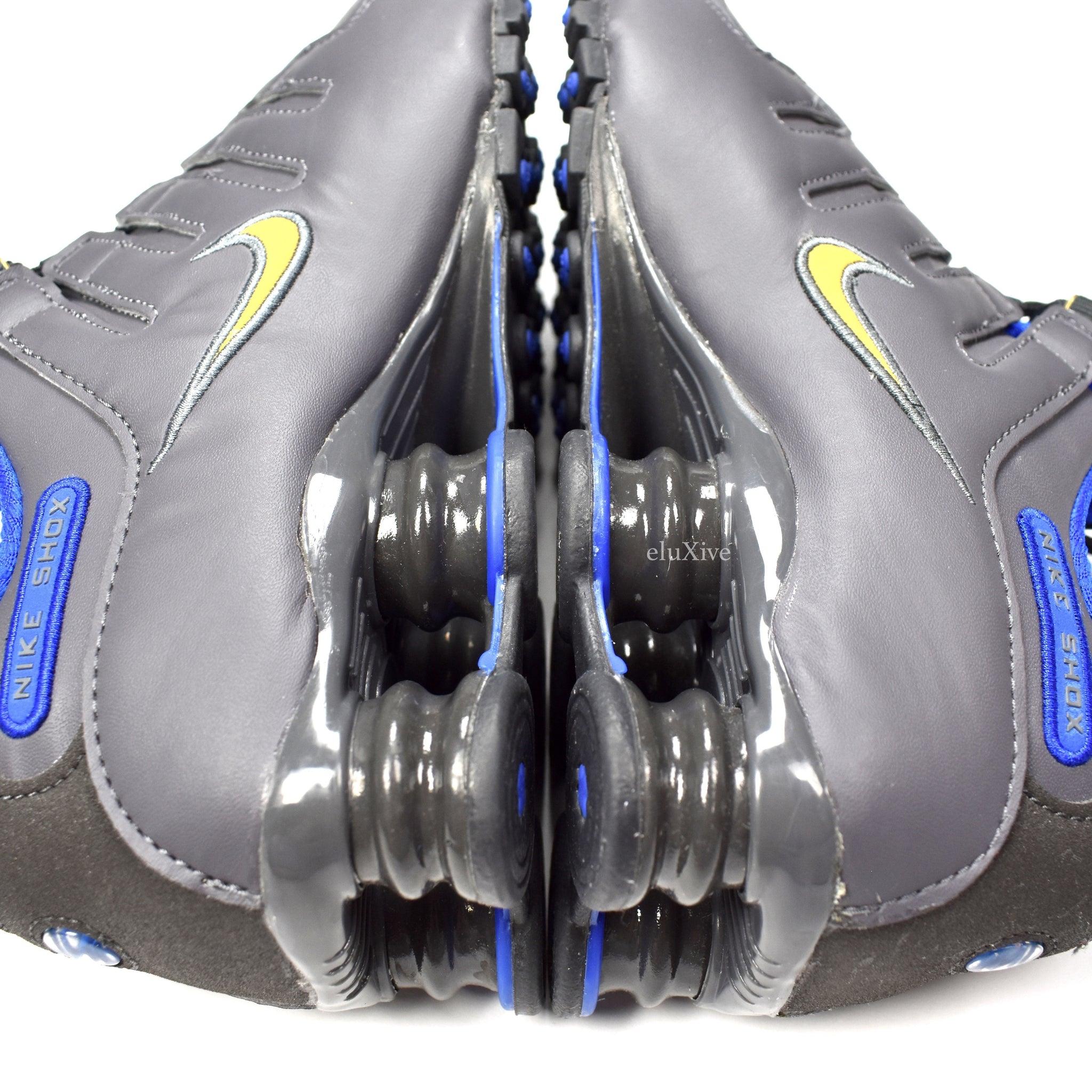 Nike - Shox NZ SE (Gray/Cobalt/Gold)