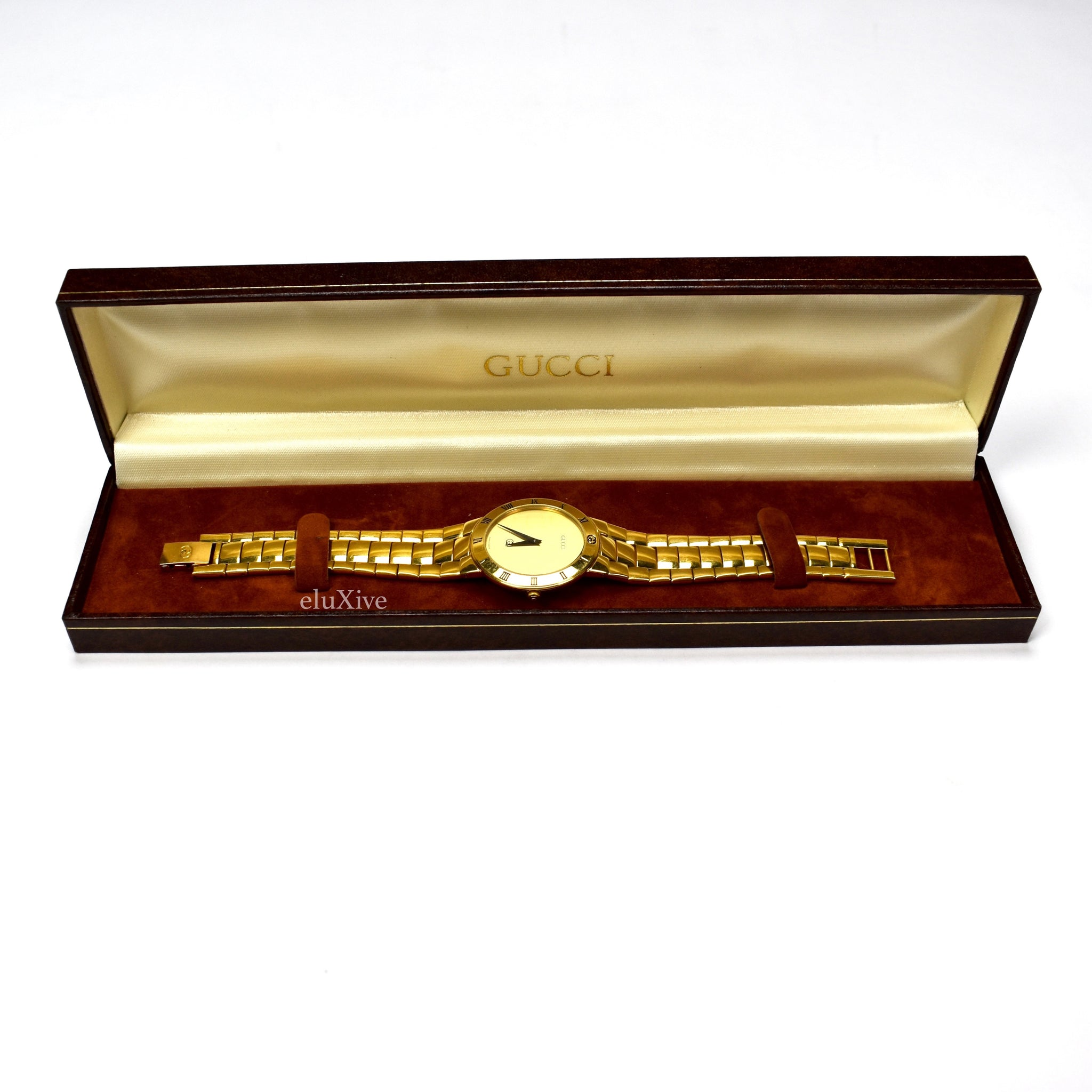 Gucci - Men's 3300M Gold Watch