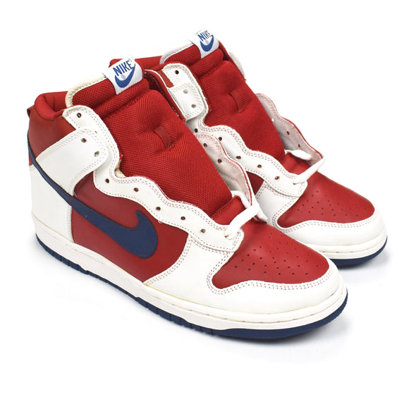 Nike - 2002 Dunk High 'Clippers' (Red/White/Blue)