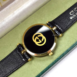 Gucci - Men's 2000M Black Dial Watch