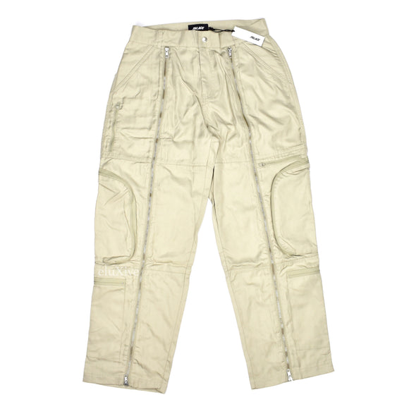 Palace - Stone 'Fl-Aight' Nylon Flight Pants