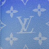 Louis Vuitton - LV Cloud Monogram Logo Bifold Wallet