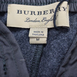 Burberry - Gray Wool Track Pants