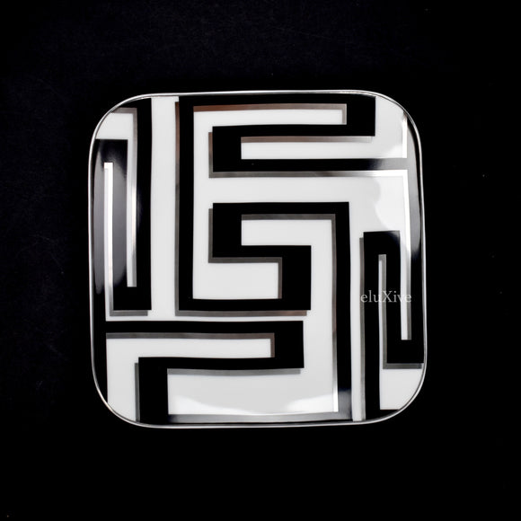 Versace - Abstract Greek Key Ashtray