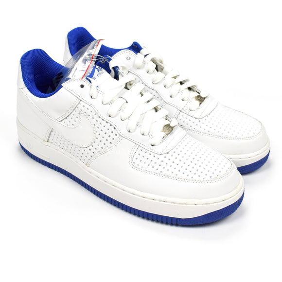 Nike - Air Force 1 'Stars' (White/Blue)