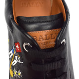 Bally - Black 'Animals' Anistern Sneakers