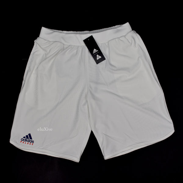 Palace x Adidas - Geometric Knit Tennis Shorts