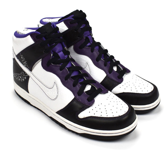 Nike - Dunk High Premium 'Magic' (Black/White/Purple)