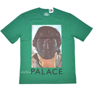 Palace - Nicked Logo T-Shirt (Green)