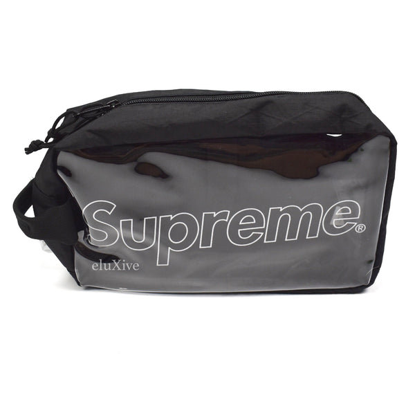 Supreme - Black Box Logo Utility Bag