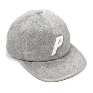 Palace - Towelling P-Logo Hat (Gray)