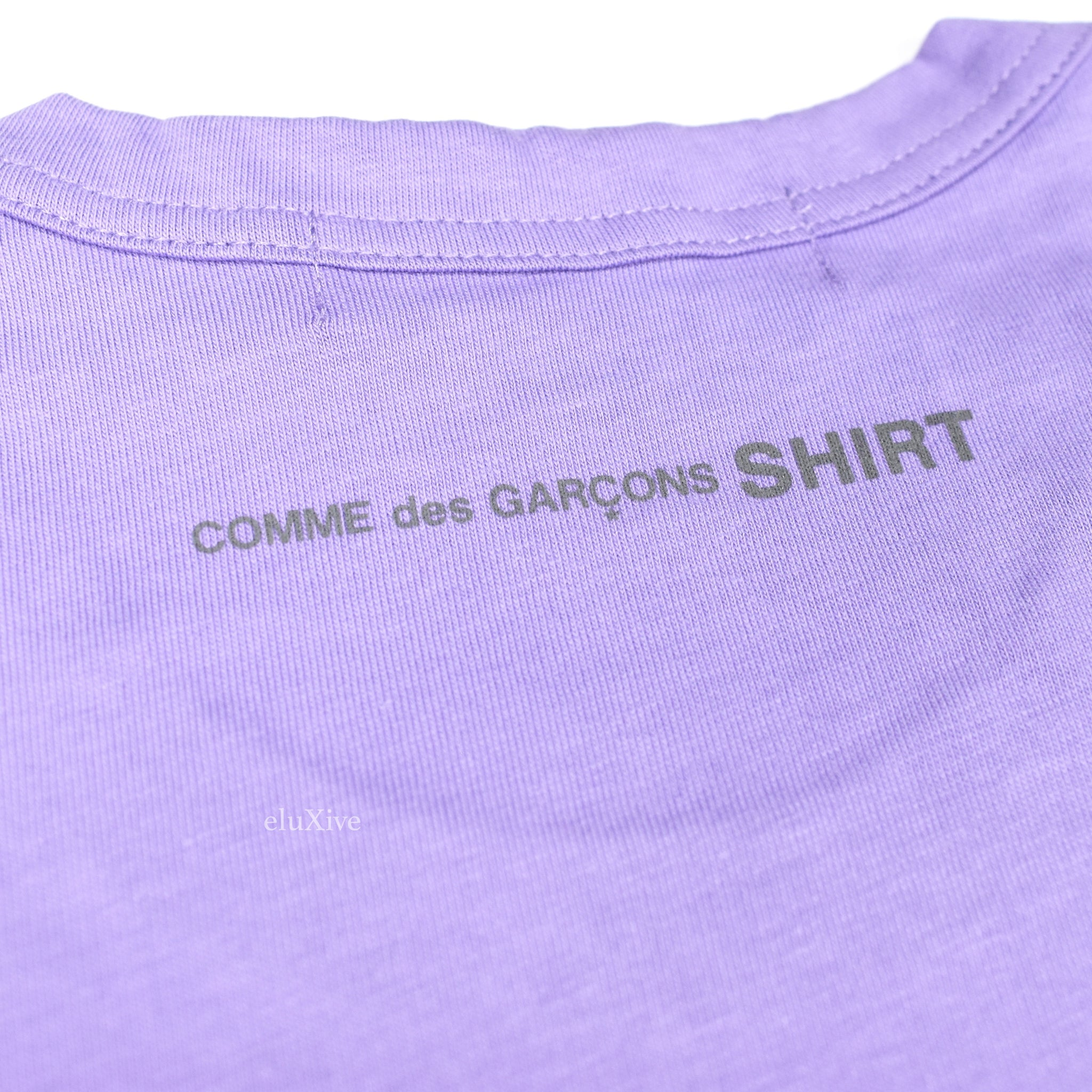 Comme des Garcons - Light Purple T-Shirt