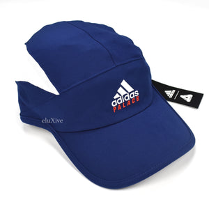 Palace x Adidas - Navy Logo Embroidered Tennis Hat