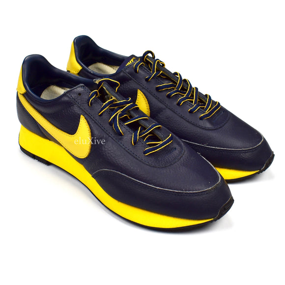 Nike - 1999 LDV Leather LE SC Waffle Racer 'Michigan'