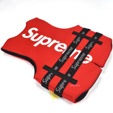 Supreme x O'Brien - Red Box Logo Life Vest