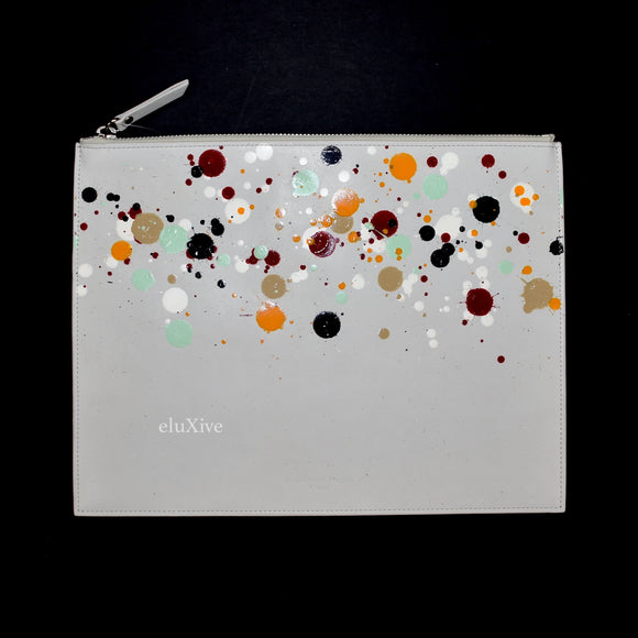 Maison Margiela - Paint Splatter Document Holder