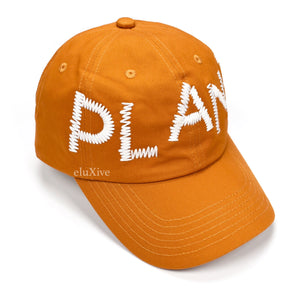 Cactus Plant Flea Market x Human Made - PLANT Logo Hat (Orange)
