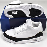 Nike x Fragment  - Air Jordan 3 Retro SP (White/Black)