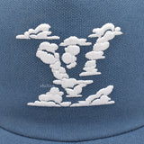 Louis Vuitton - LV Cloud Logo Embroidered Hat