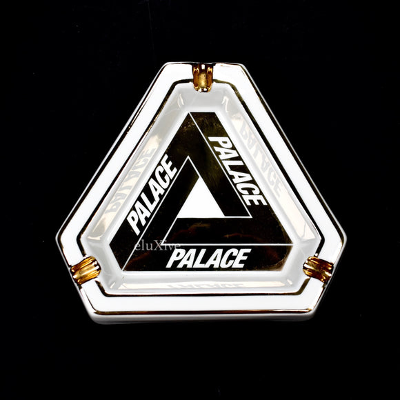 Palace - Tr-Ferg Logo Ceramic Ashtray