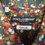 Dolce & Gabbana - Tomato / Garlic / Pepper Print Shirt