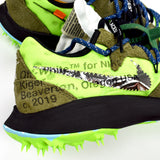 Nike x Off-White - Zoom Terra Kiger 5 (Electric Green)