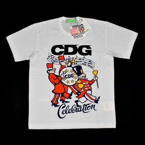 Comme Des Garcons x Better - CDG Breaking News Logo T-Shirt