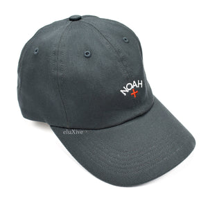 Noah - Core Logo Hat (Utility Green)