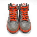 Nike - Dunk High Light Charcoal / Orange 'Un Pigeon'