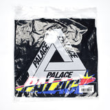 Palace - Lique Rocket Logo T-Shirt (Black)