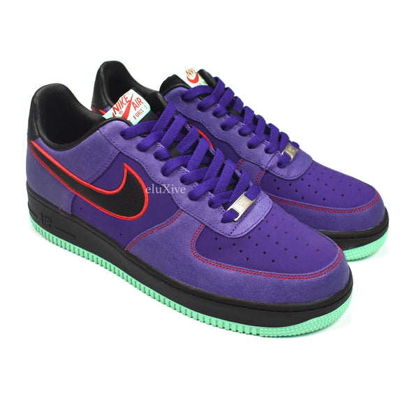 Nike - Air Force 1 Court Purple 'Raptors'