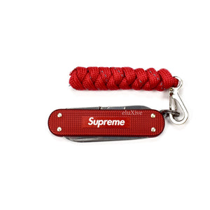 Supreme x Victorinox - Red Box Logo Swiss Army Knife