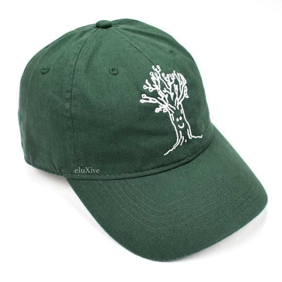 Online Ceramics - Friends of the Trees Logo Hat (Green)
