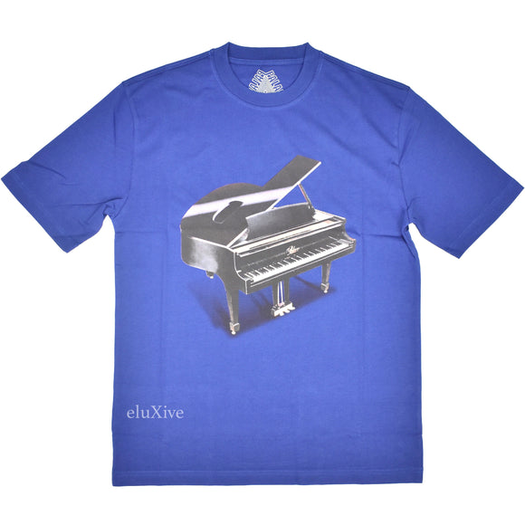 Palace - P-Logo Grand Piano T-Shirt (Blue)